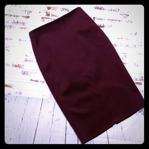 Etcetera by anthropologie pencil skirt. (25)